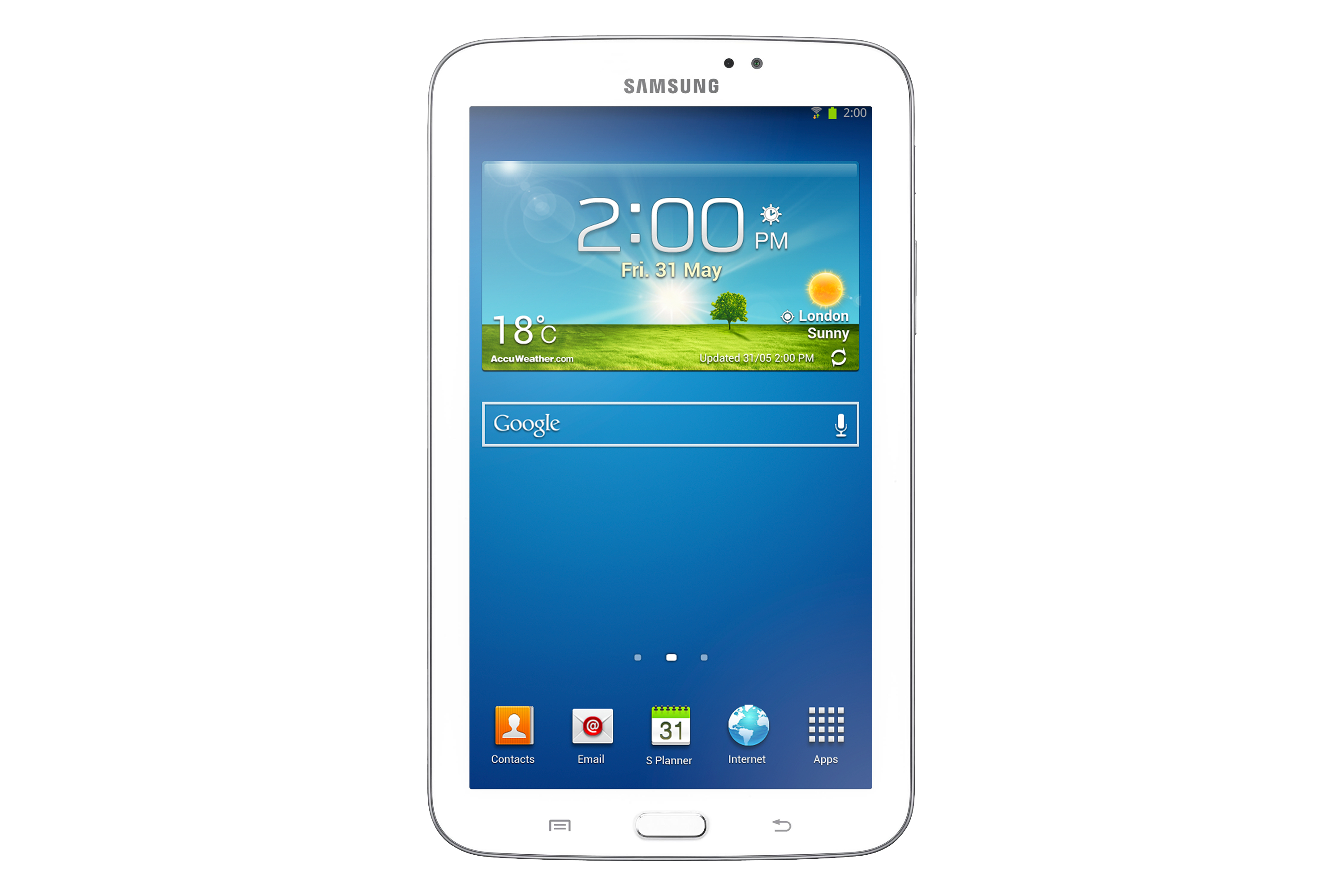 samsung sm t210 galaxy tab 3 8gb 7 1gb android 4. Black Bedroom Furniture Sets. Home Design Ideas