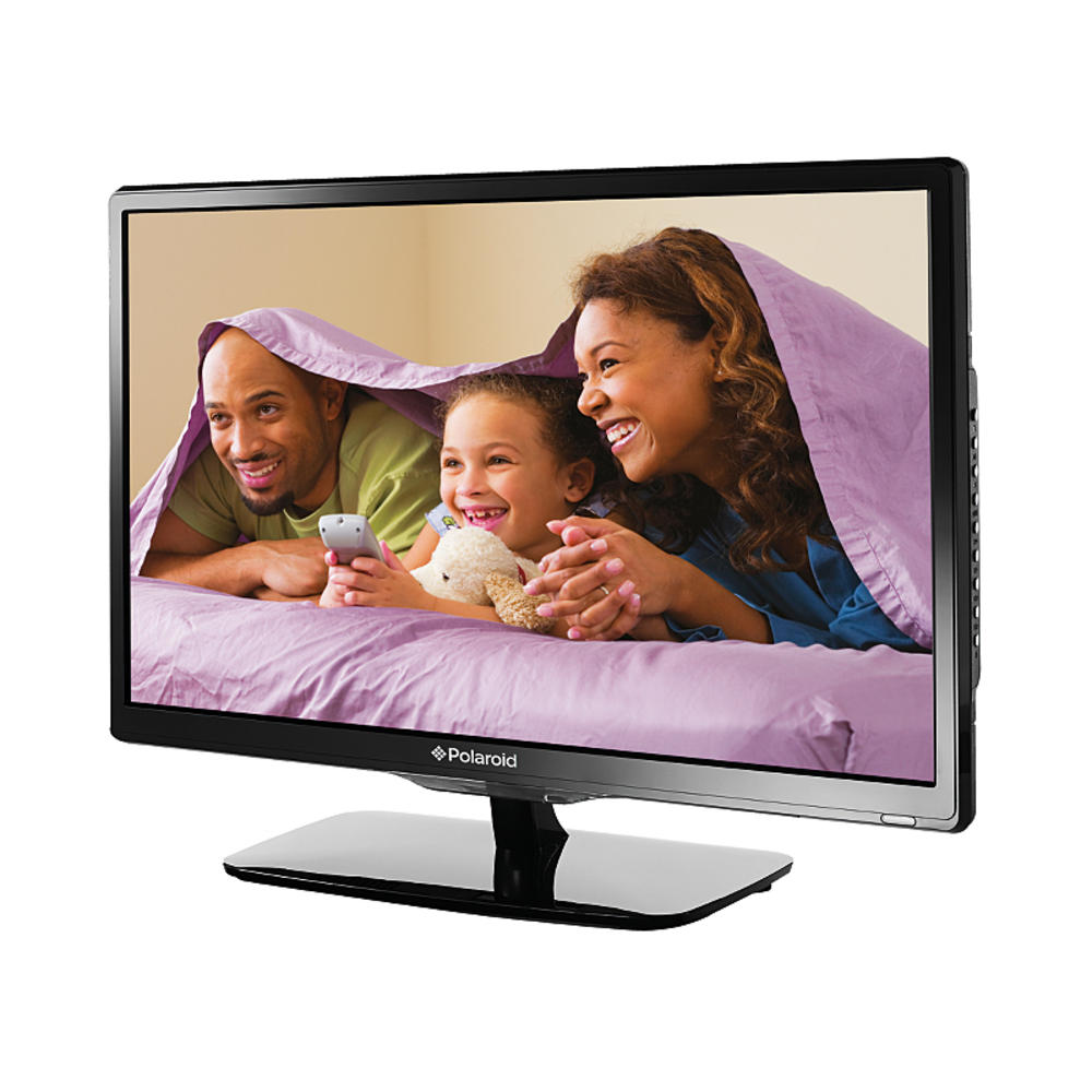 "Polaroid 22"" Full HD (1080P) LED TV with Integrated DVD Player"