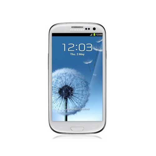 Samsung Galaxy S3 GT-I9300 - 16GB - Marble White (Unlocked) Smartphone