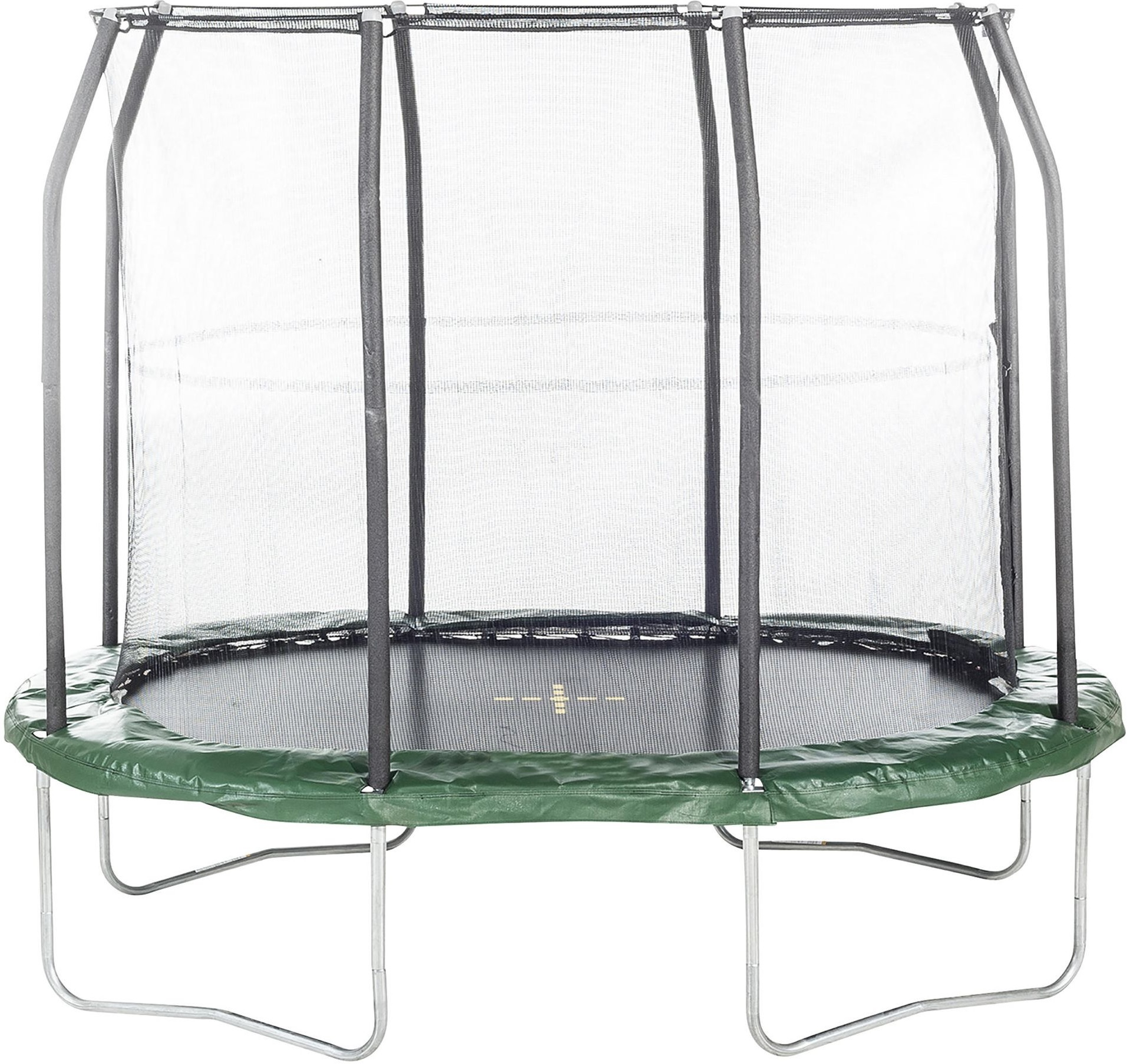 NEW JumpKing 7ft X 10ft Oval Trampoline With Safety Net