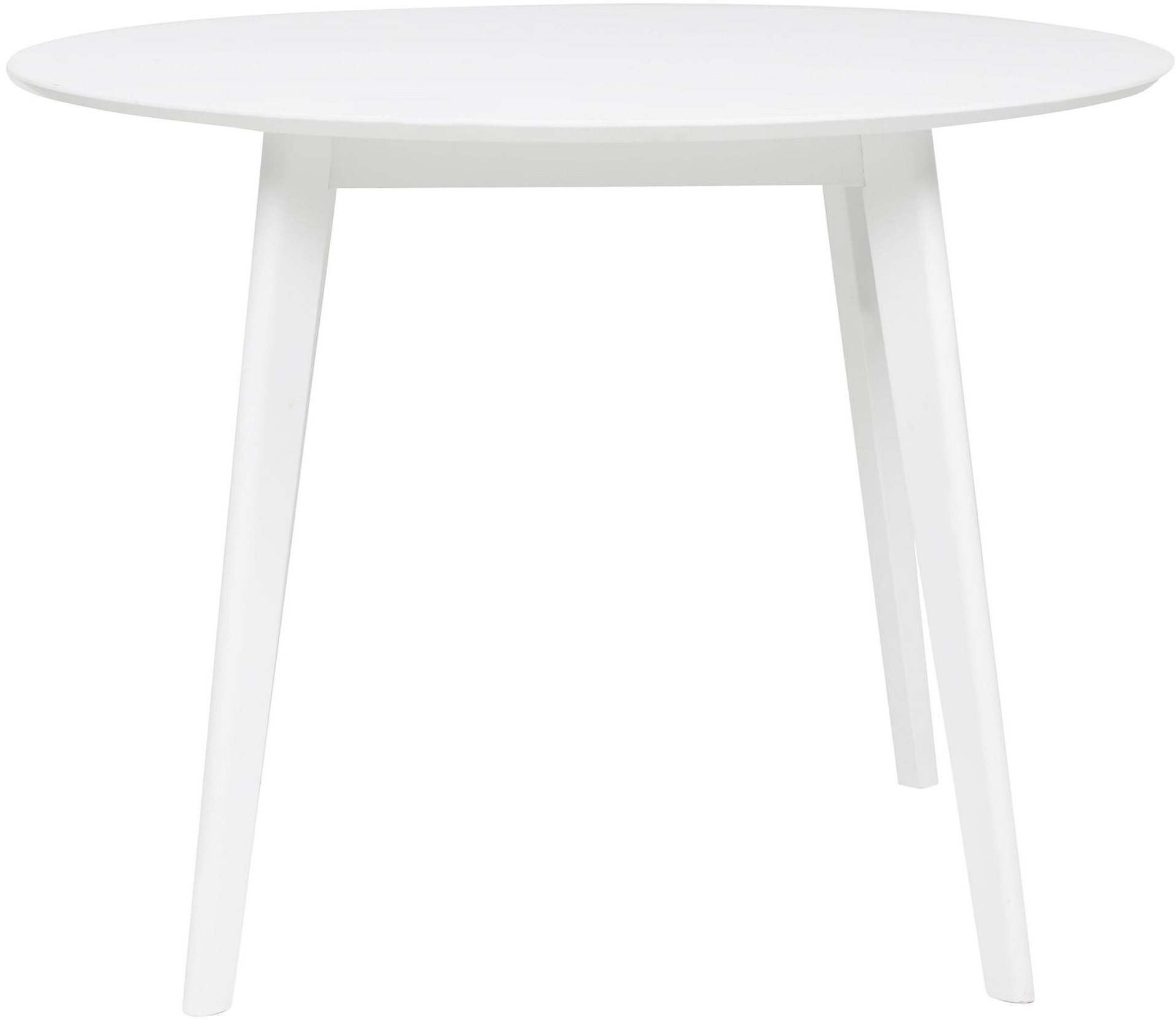 New leon wooden 4 seat round dining table white for 120 round table seats how many