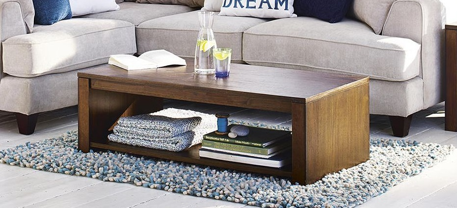 New Mekong Antique Ethnic Style Coffee Table Acacia Ebay