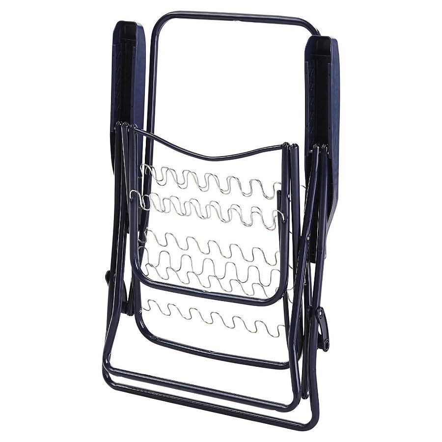 neu sonnenstuhl klappstuhl gepolstert mit liegestuhl kissen ebay. Black Bedroom Furniture Sets. Home Design Ideas