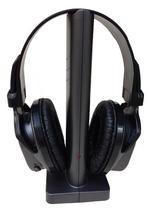 FM Wireless Cordless RF Headphones with 30M Range