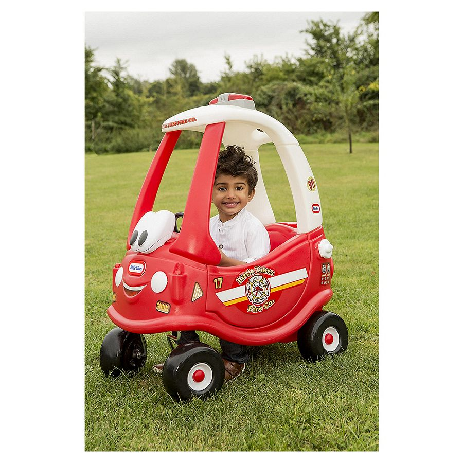 NEW Little Tikes Ride And Rescue Car Cozy Coupe