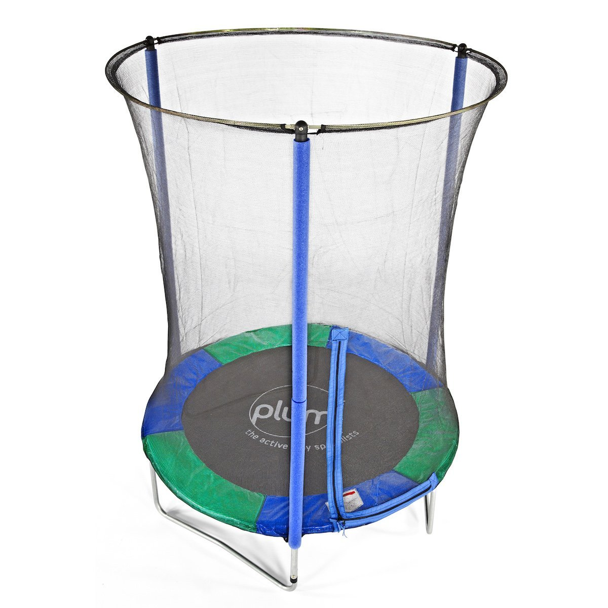 New Plum Junior 4ft6 Kids Trampoline With Safety Net
