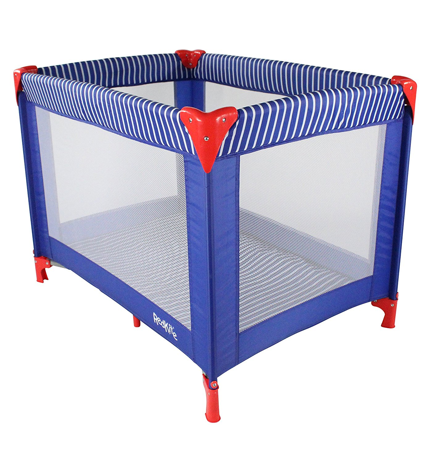 new red kite baby sleeptight folding travel cot ships. Black Bedroom Furniture Sets. Home Design Ideas