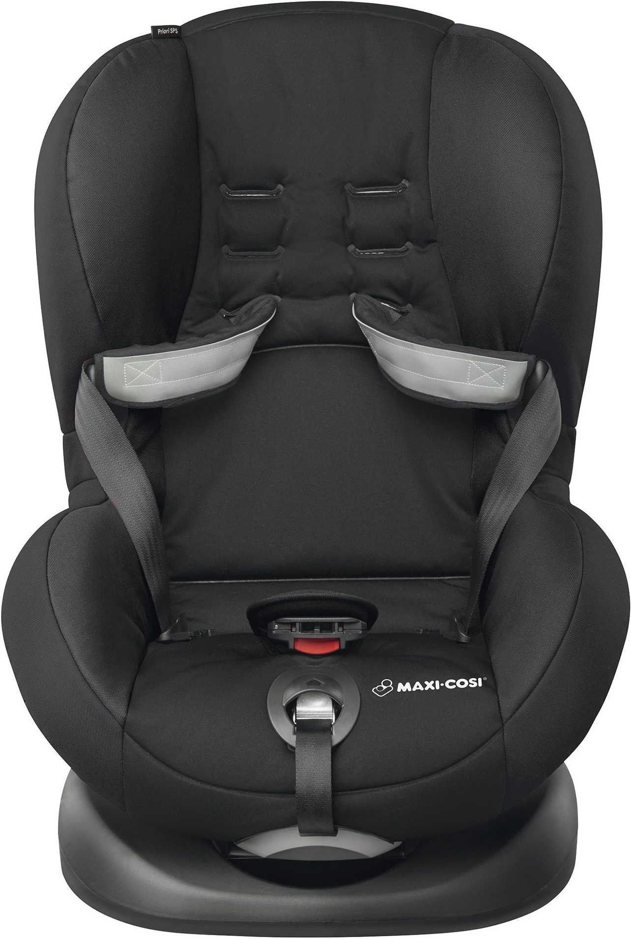 new maxi cosi priori sps side protection system group 1 car seat slate black. Black Bedroom Furniture Sets. Home Design Ideas