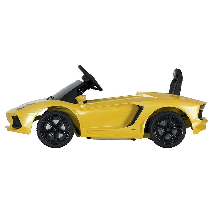 I Am A Rider Lamborghini Mp3 Download: Lamborghini Aventador 6v Electric Ride On Car With Seat
