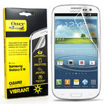 Otter Box Clearly Protected Vibrant Screen Protector for Samsung Galaxy S III