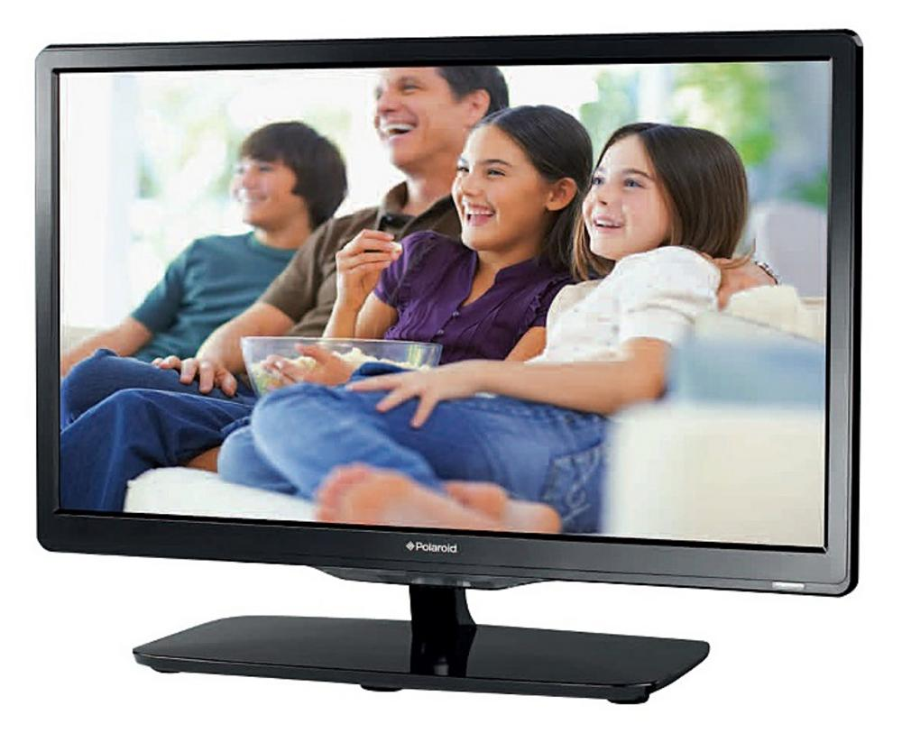"""Polaroid SSDV1911-i1-D0 19"""" HD Ready (720p) LED TV with Built-in DVD Player"""