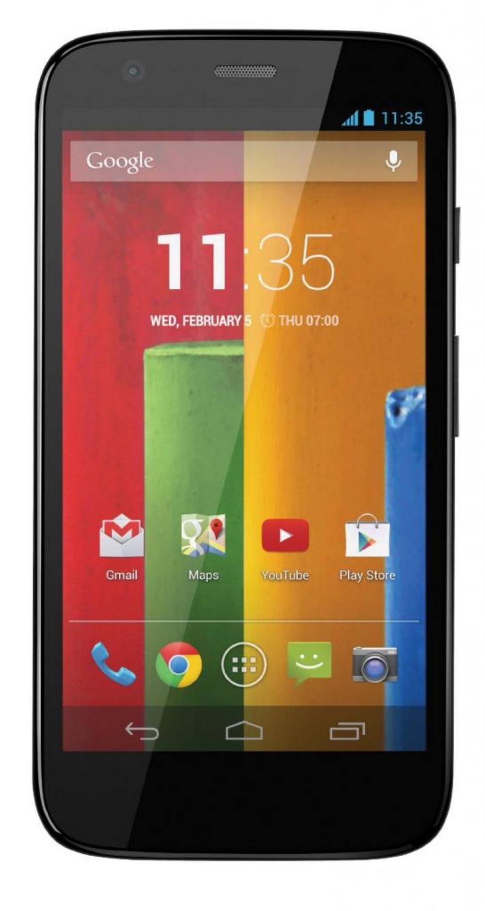 Motorola Moto G XT1032 Mobile Phone Touchscreen Smartphone 8GB Unlocked