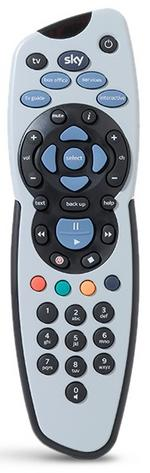 One For All SKY111 Sky+ Replacement Remote Control - Grey