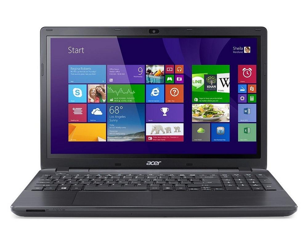 "Acer Aspire E5-571-38B2 15.6"" Laptop Intel Core i3 500GB HDD 4GB RAM Windows 8.1"