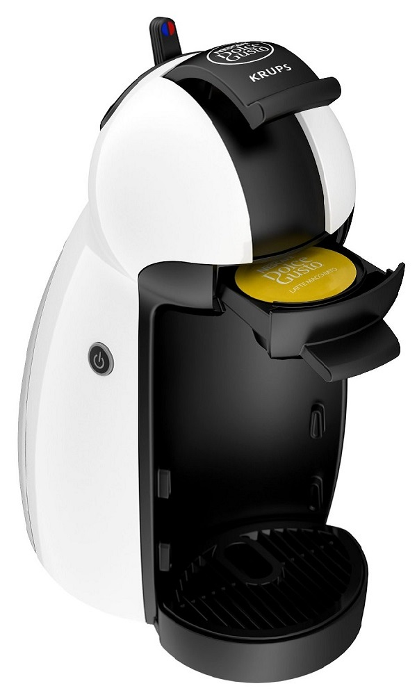 NEW Krups KP100240 Nescafe Dolce Gusto Piccolo Manual Coffee Machine White eBay