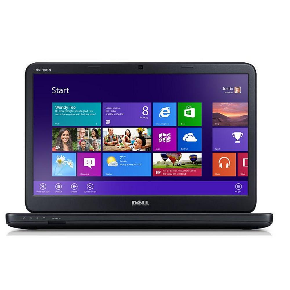 "Dell Inspiron 3520 15.6"" Laptop  B820 Processor 500GB HDD 4GB RAM Windows 8"