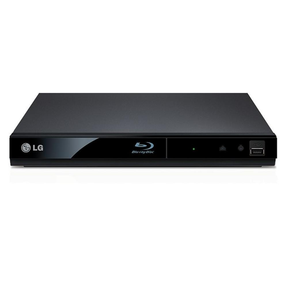 LG BP125 DVD & Blu-Ray Player Full HD 1080P *USB DivX Playback* - Black
