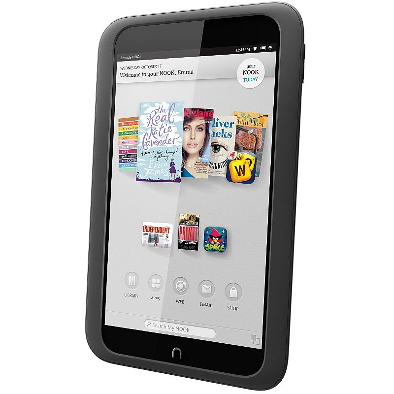 Barnes & Noble NOOK HD 8GB, Wi-Fi, 7
