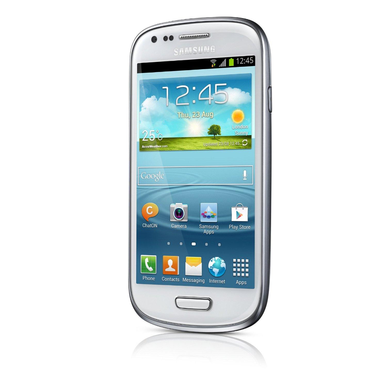 Samsung Galaxy S3 Mini Ceramic White Mobile Phone GT-I8190 ...