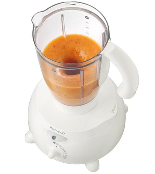 Combination Juicer Blender Food Processor