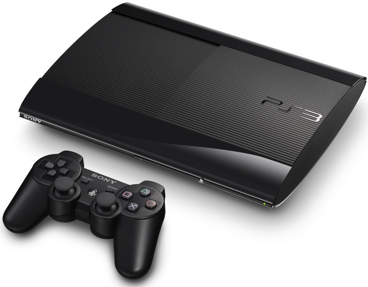 Sony CECH-4003A PS3 12GB Super Slim Console Playstation 3 ...