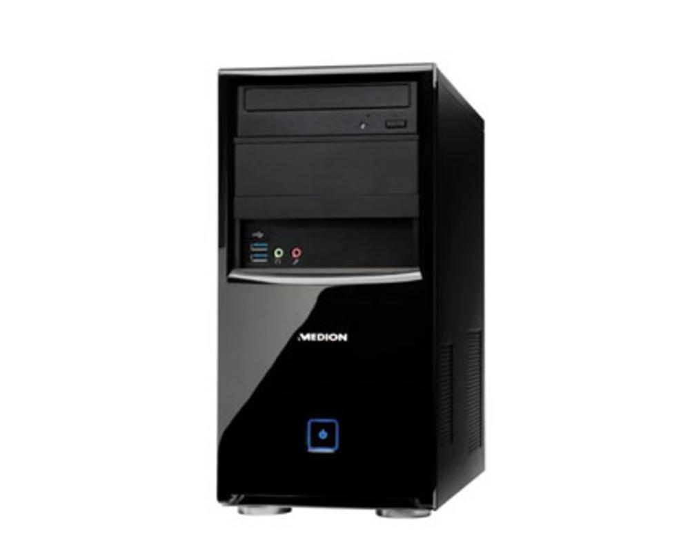 Medion E2025 E Desktop PC 1TB HDD 1.9GHz Intel Celeron 4GB RAM Win 8