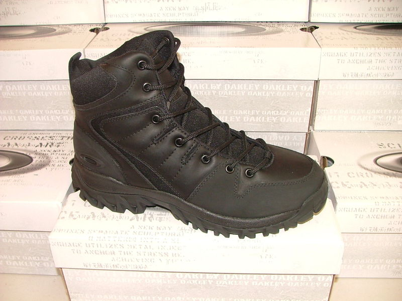 OAKLEY-SABOT-HIGH-TACTICAL-BOOTS-11116-001-LEATHER-TRAIL-BIG-SAVING-MENS-SIZES