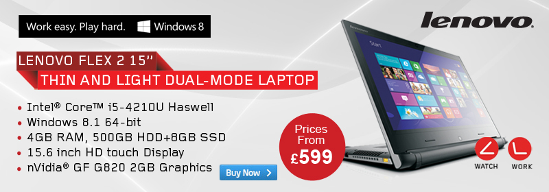 Lenovo Best Value Dual Mode Laptop