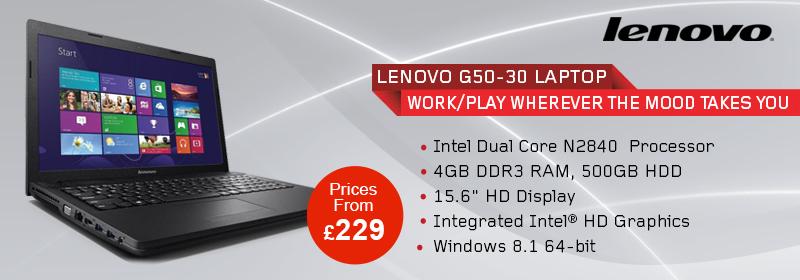 Lenovo G50-30 15.6 inch