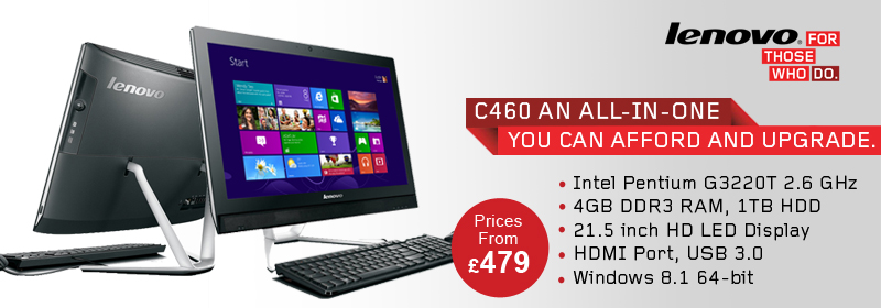 Best Value Lenovo C460 All in One Desktop
