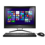 "Lenovo C365 19.5"" Desktop All in one PC AMD A6-6310 Quad Core 6 GB RAM 1 TB HDD"