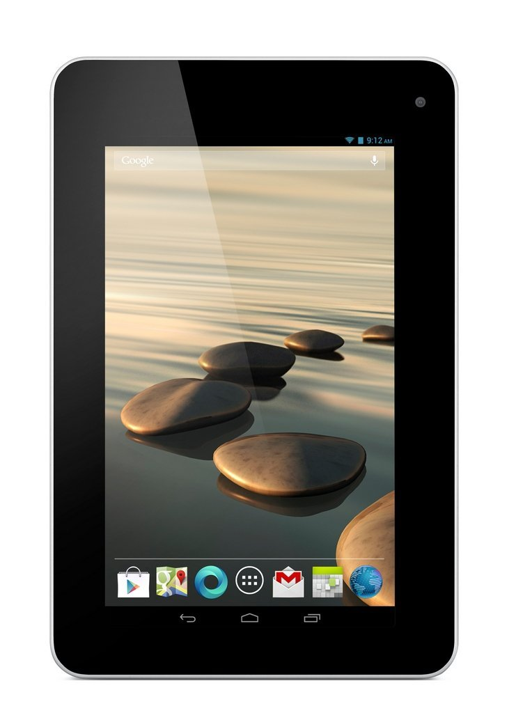Acer ICONIA B1-710 7 inch Tablet A9 Dual Core 1024 x 600 ...
