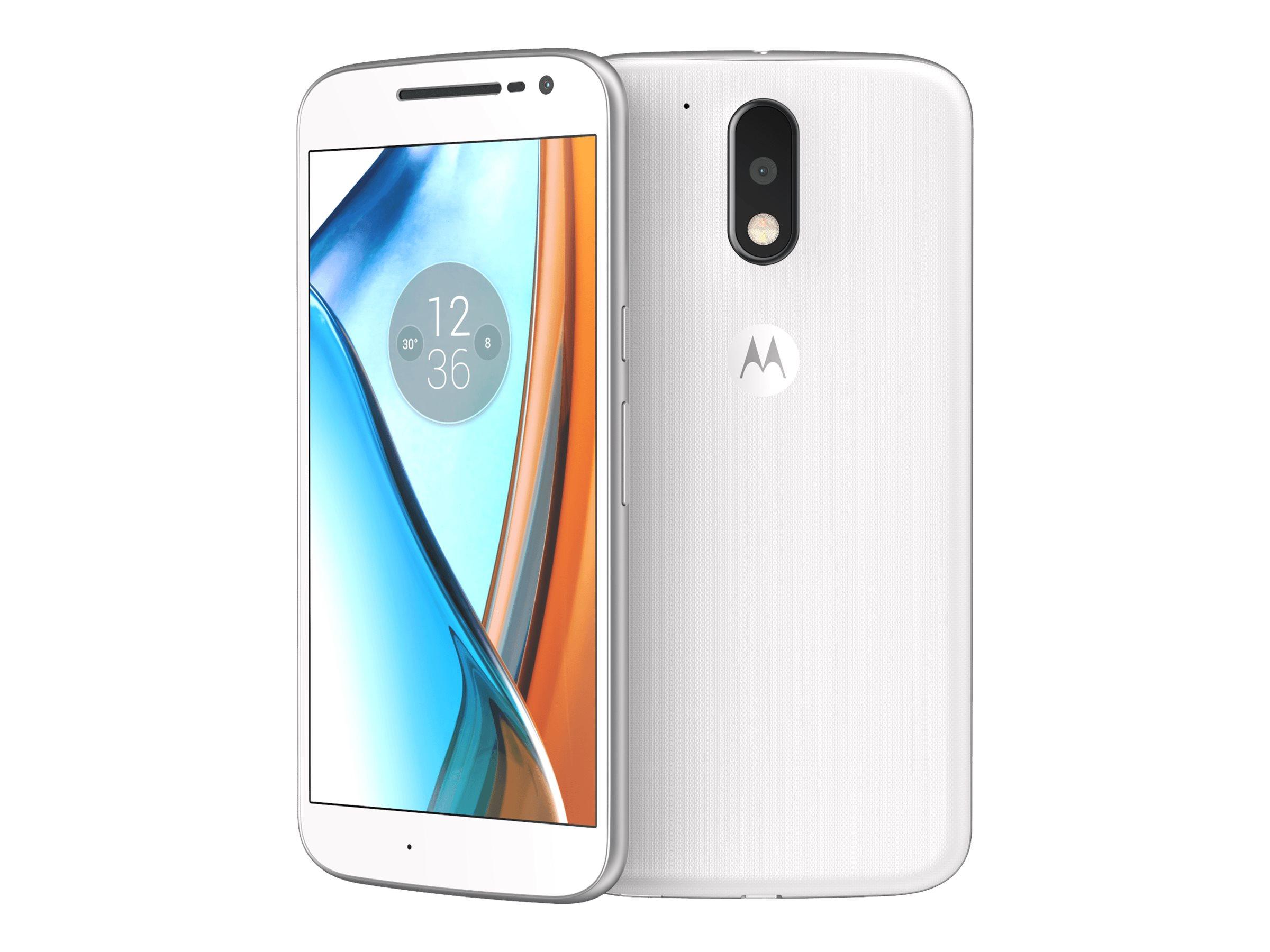 Motorola Moto G4 55 Dual Sim Unlocked 4G Smartphone Octa
