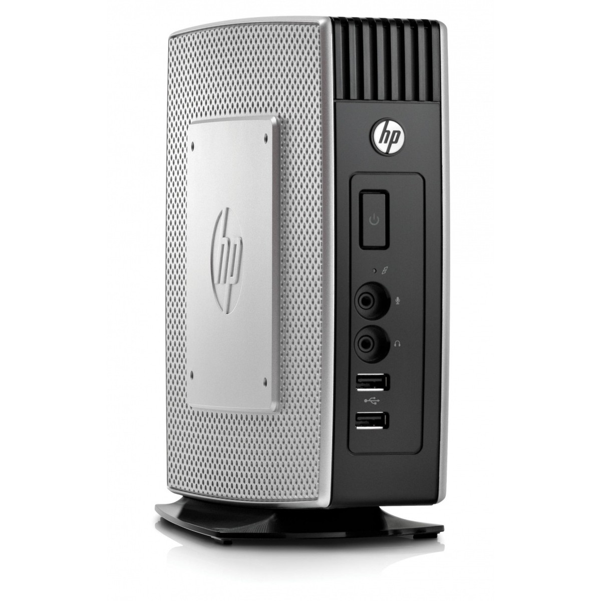 HP t 510 Flexible Thinclient, 1 GB Flash-, keine HDD, 2 GB RAM, Windows CE 6.0 R3 Embeded