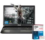 "Asus G750JH 17.3"" Full HD Gaming Laptop Core i7-4700HQ 16GB 1TB+256GB SSD WIN 8"