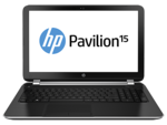HP Pavilion 15-n032sa Core i3 laptop intel 3217U IvyBridge 8GB RAM 1TB HDD DVD-R Thumbnail 3