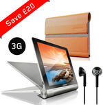 Lenovo Yoga 8 3G Tablet Android 4.2 Jelly Bean Quad Core Processor 16GB Storage