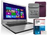 "Lenovo ideapad S500 15.6"" Business laptop Intel Pentium 2127U 4GB RAM 500GB HDD"