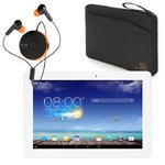 "Asus ME102A MeMO Pad 10.1"" Display RK101 Quad Core Processor, 16GB eMMC Tablet"