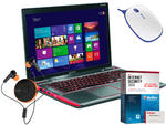 "Toshiba Qosmio X870 Core i7 17.3"" 3D Laptop Intel-3630QM 16GB 1TB HDD+128GB SSD"