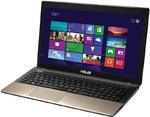 "Asus Laptop K55A 15.6"" intel Core i5-3230M ivyBridge 8GB RAM 500GB HDD HDMI DVDR"