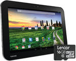 TOSHIBA AT10-A-104 eXcite Cheapest Tablet  NVIDIA Tegra 3 Quad-Core 16GB 10.1""
