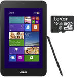 Asus VivoTab M80TA Windows 8 Quad-Core Tablet 8 inch intel Atom Z3740 2GB 64GB