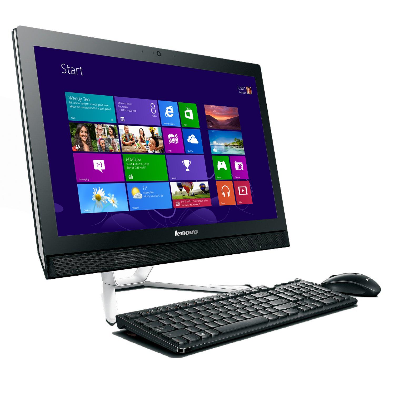 Lenovo C 460 21.5 Zoll Core i3 All in One PC intel 4130 T 2.9 0 GHz 4 GB RAM 1 TB