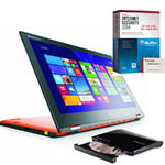 "Lenovo Yoga 2 Pro 13"" lightweight ultrabook intel Core-i5-4200U 4GB 256GB SSD w8"