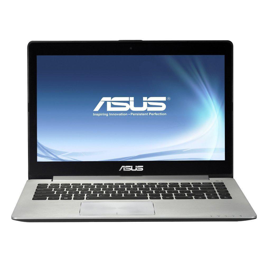 asus vivobook s400ca 14 laptop intel core i3 3217u 4gb ram 500gb
