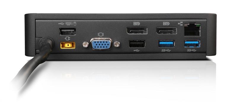 Lenovo 40a40090uk Thinkpad Onelink Dock Port Replicator