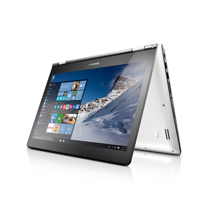 lenovo yoga 500 14 touchscreen gaming laptop core i5 6200u 8gb ram 1tb 8gb ssd ebay. Black Bedroom Furniture Sets. Home Design Ideas