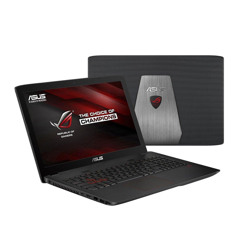asus rog gl552vx 15 6 gaming laptop intel core i5 6300hq 8gb ram 1tb hdd 128gb ssd win 10. Black Bedroom Furniture Sets. Home Design Ideas