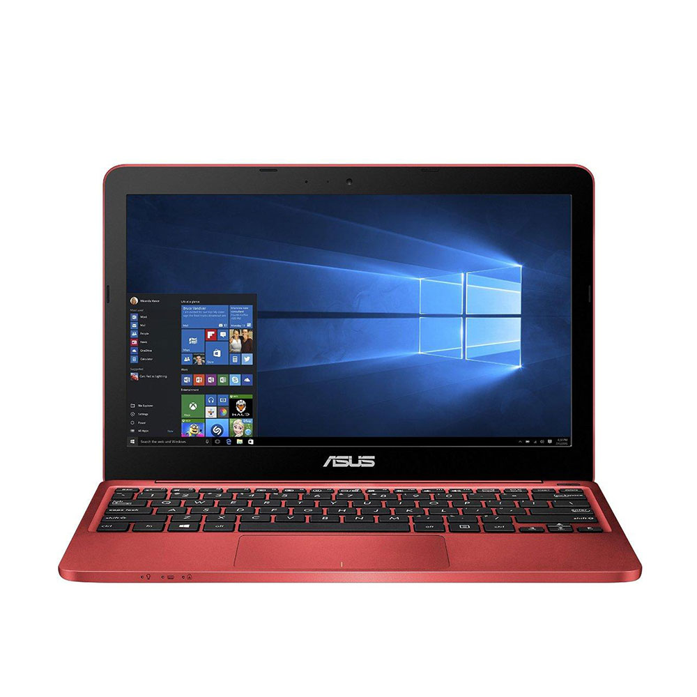 asus eeebook x205ta 11 6 light weight laptop intel atom z3735f 32gb windows 10 ebay. Black Bedroom Furniture Sets. Home Design Ideas